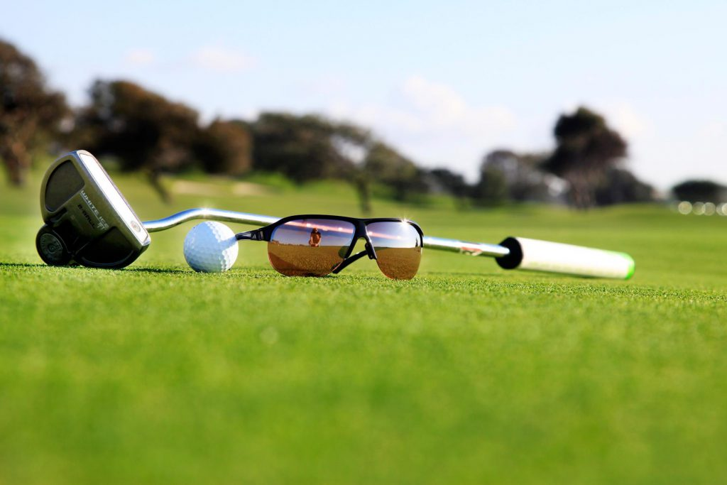 Lens-Colors-for-Golf-Sunglasses اصول اولیه عینک های آفتابی